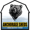 Anchorage Sheds Logo